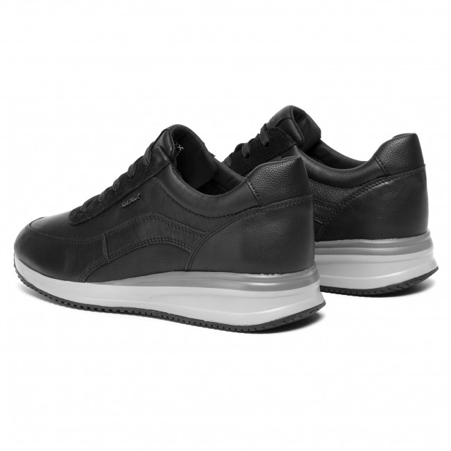 GEOX DENNIE U920GA 00085 Nero Sneakers Scarpe Uomo Calzature