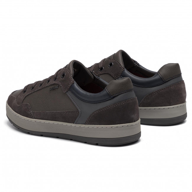 Sneakers GEOX U Ariam B U945QB 0ME22 C6372 Mud