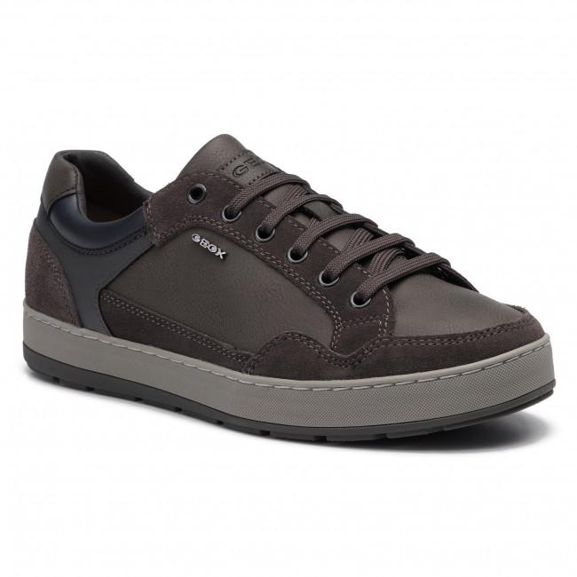 GEOX UOMO ARIAM B Sneaker traspirante Basse Mud Casual Man