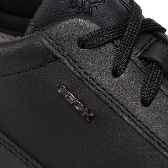 Basse A Black U946fa Kennet U 043me Geox Uomo C9999 Scarpe Sneakers GUVpqSzM