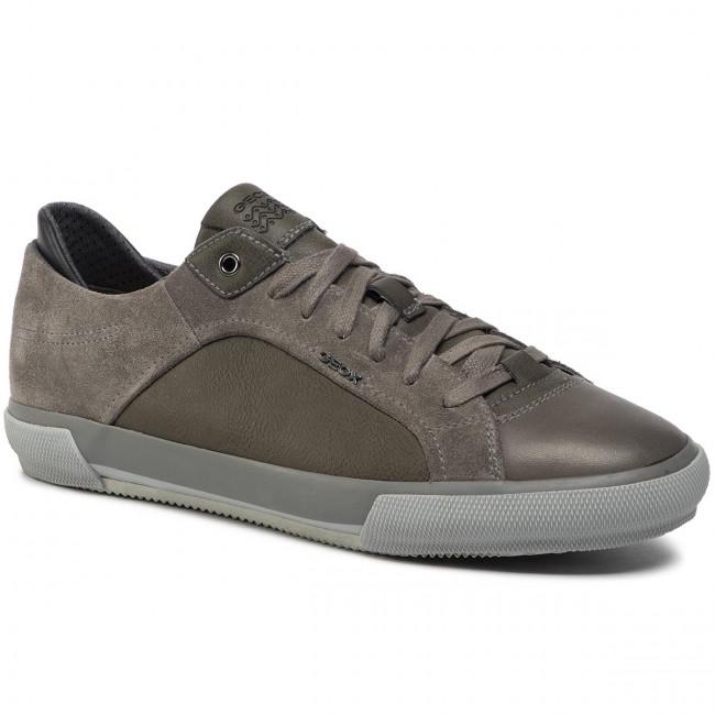 U946mb Stone U Scarpe Sneakers B C9007 Uomo Basse Geox 022me Kaven srthCxQd