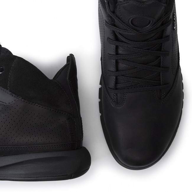 Basse A C9999 U947fa Uomo U Sneakers Black Geox Aerantis 00043 Scarpe RjLqc354A