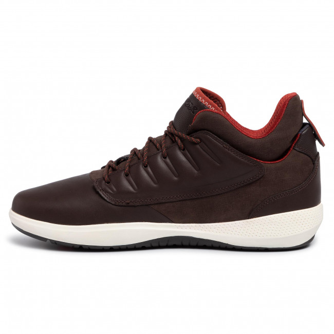 Sneakers GEOX U Modual B Abx A U948LA 04311 C6009 Coffee