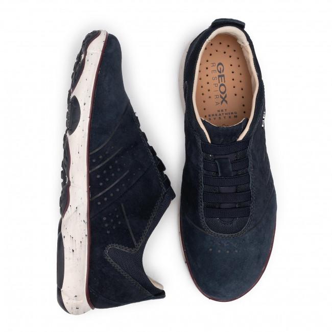 Geox U94d7a U Giorno Nebula C4002 Uomo Da Navy Scarpe A 000kz Sneakers Basse cKFTl1J