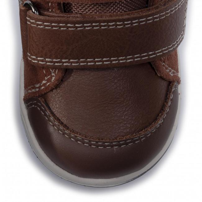 Sneakers GEOX - B N.Flick B. C B941LC 022AU C0947 M Brown/Navy - Polacchi - Stivali e altri - Bambino - Bambino