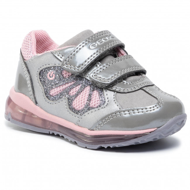 Sneakers GEOX B Todo G. A B9485A 0HINF C1006 Grey