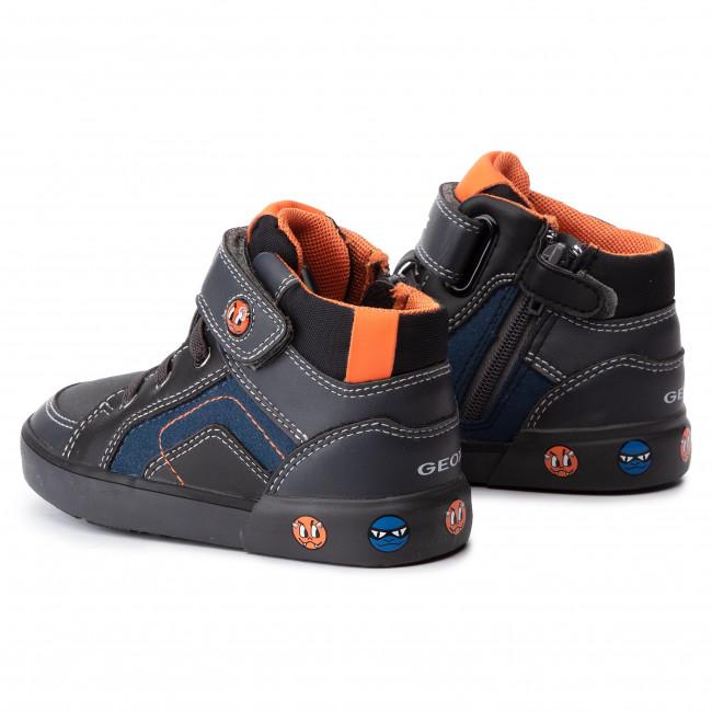 B C0062 black Kilwi B94a7d Geox 054fu Altri Dk Sneakers Grey Stivali E Polacchi BD Bambino 2Y9EeDIHbW