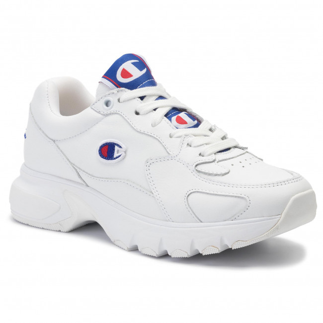 Sneakers CHAMPION Cwa 1 Leather S10627 S19 WW001 WhtWht