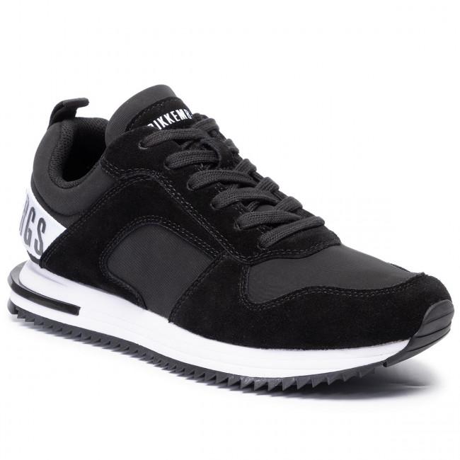 Sneakers BIKKEMBERGS Hector B4BKM0028 Black