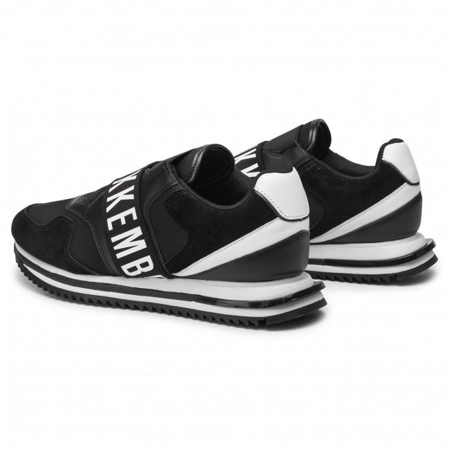 Sneakers BIKKEMBERGS - Haled B4BKM0053 Black/White - Sneakers - Scarpe basse - Uomo OgSgw