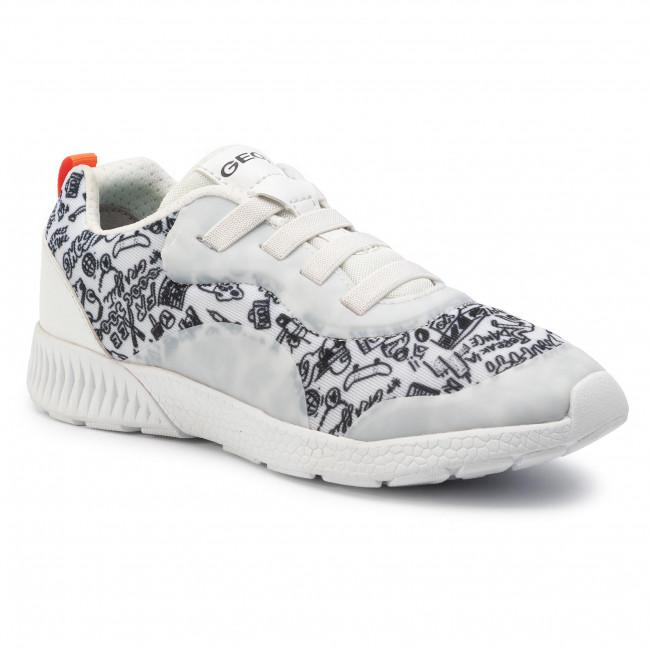 Geox J926PE 014BU Scarpe Sneakers