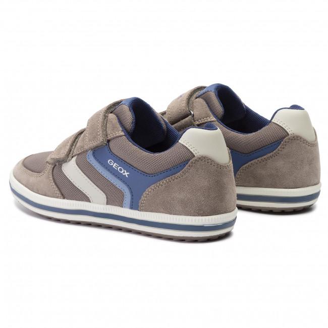 01422 D Beige Geox A Bambino J92a4a Basse Strappi Scarpe Sneakers J avio C5576 Vita 76vbfyYg