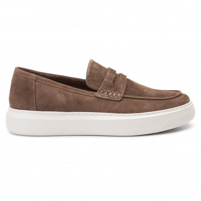 C6005 Uomo U Scarpe Basse Sneakers Geox Chocolate B Deiven U925wb 00022 8k0OPNXZnw
