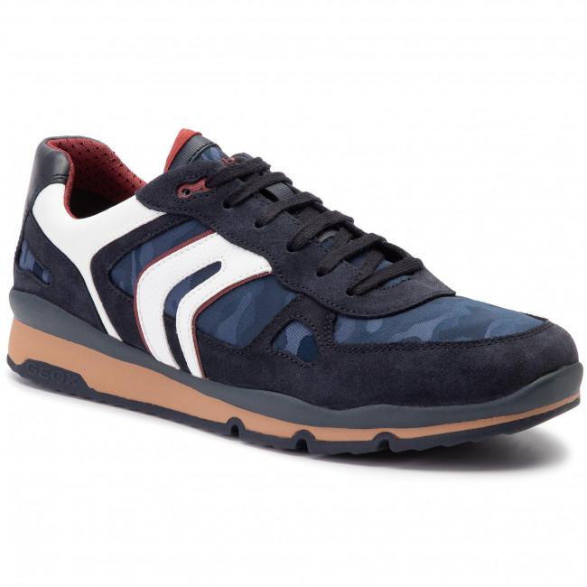 C4211 A Geox U92a6a 022fu U Sneakers Sandford Navywhite SzVpMGqU