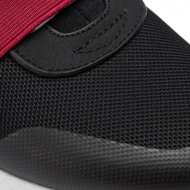 Black Sneakers Basse Jeans Pepe Scarpe Donna Pls30932 999 0wmnOv8N