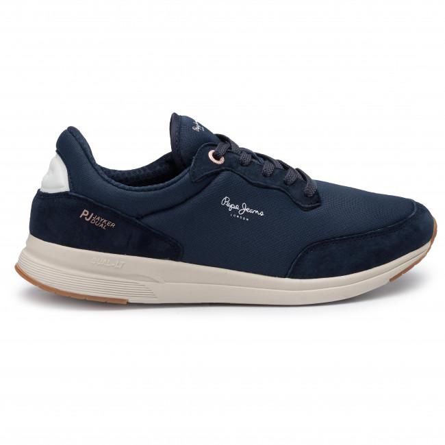 Sneakers Navy Basic Basse Uomo 595 Jeans Scarpe Pepe Jayker Pms30575 0Xw8nOPk