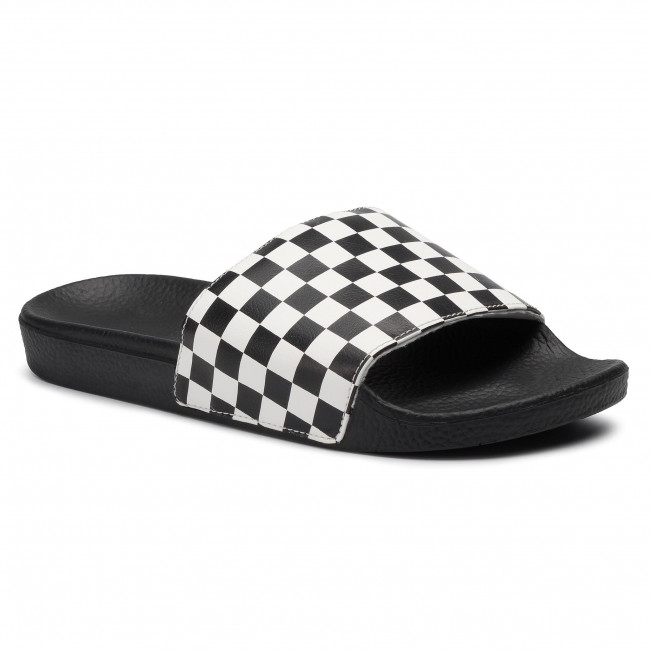 Ciabatte VANS - Slide-On VN0004KIIP91 (Checkerboard) White