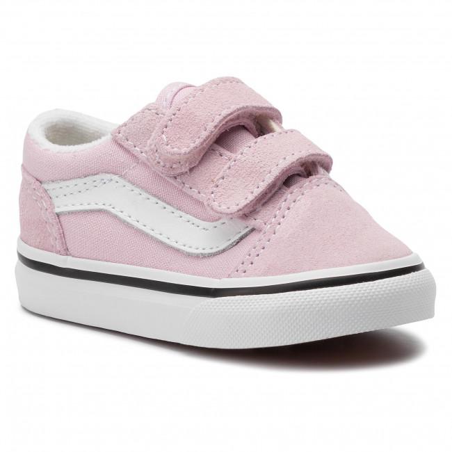 vans bambina rosa