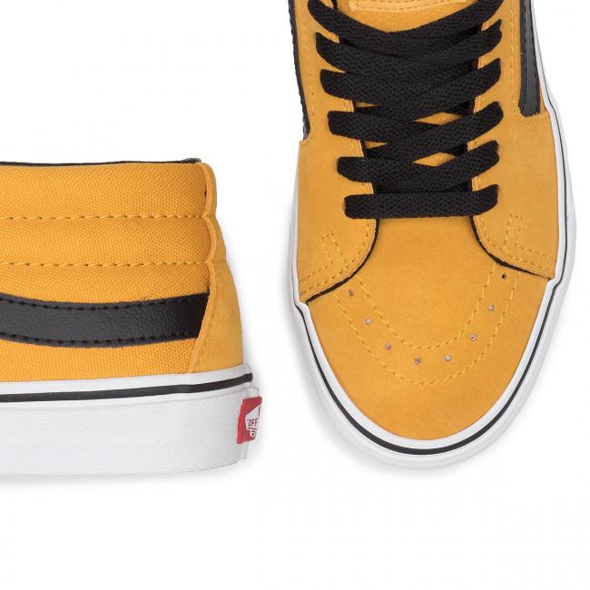 Donna Sk8 Vans Mojito mid Mango Scarpe White true Vn0a3wm3vyj1 Sneakers Basse odxBrCe