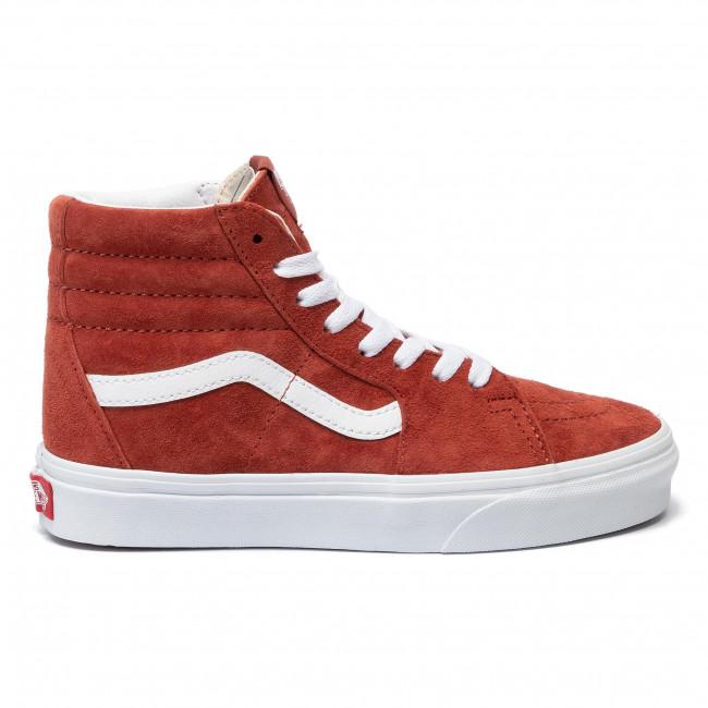 Vans hi Sk8 Scarpe Donna Vn0a4bv6v751pig Brcktrwht SuedeBrnt Basse Sneakers TlK3F1c5uJ