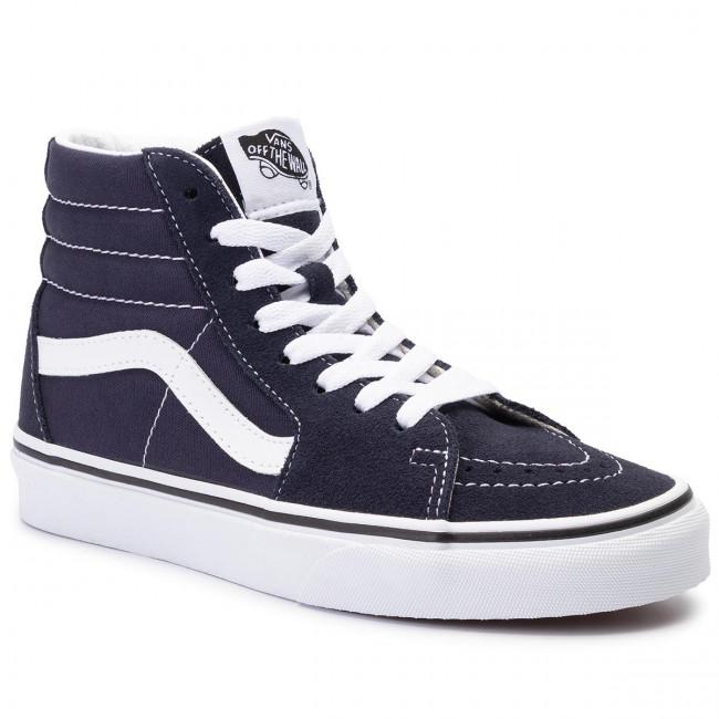 Sneakers VANS Sk8 Hi VN0A4BV6V7E1 Night SkyTrue White
