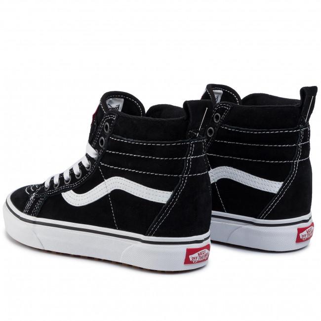Sneakers VANS Sk8 Hi Mte VN0A4BV7DX61 (Mte) BlackTrue White