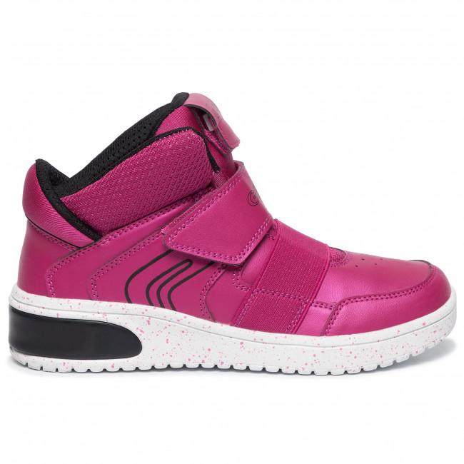 Sneakers GEOX J Xled G. A J848DA 0NF6K C8062 D FuchsiaBlack