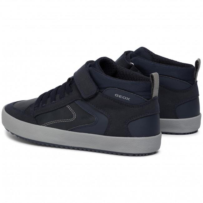 Sneakers GEOX J Alonisso B. N J942CN 0FUAU C0661 D NavyGrey