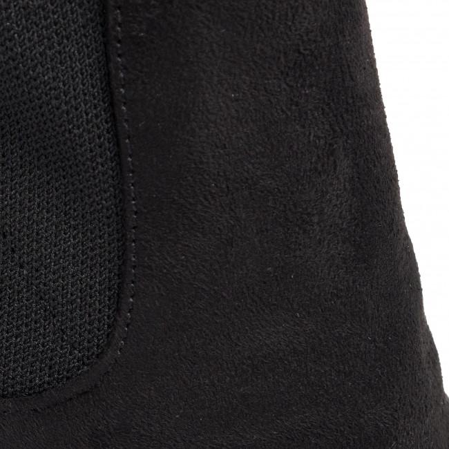 Stivali sopra il ginocchio STEVE MADDEN - Essence Boot SM11000657-04001-001 Black - Stivali sopra il ginocchio - Stivali e altri - Donna