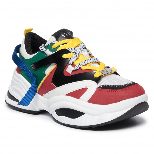 competitive price 228af e26ab Sneakers STEVE MADDEN - Fay SM11000726-02002-900 Bright Multi