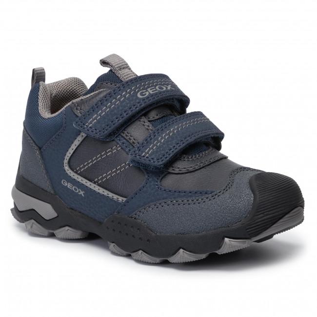 Sneakers GEOX J Buller B. D J949VD C054FU C0661 S NavyGrey