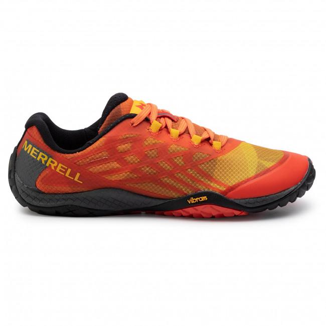 Scarpe Tropicak Sportive Trail J17023 Uomo Glove 4 Merrell Running Punch K13lFcTJ