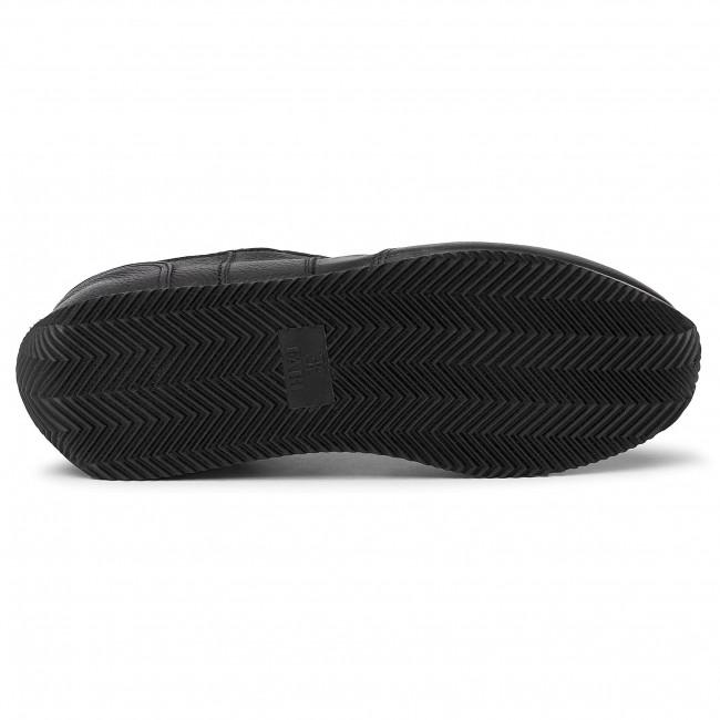 Fabi Sneakers Scarpe Basse Uomo Fu9620a Nero Yfgbyv76