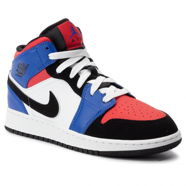 scarpe air jordan 1 mid bambino