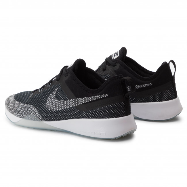 Tr Black Zoom Fitness Dynamic Scarpe Nike Air 849803 Donna Sportive 001 white cool Grey OPTkXuwZi