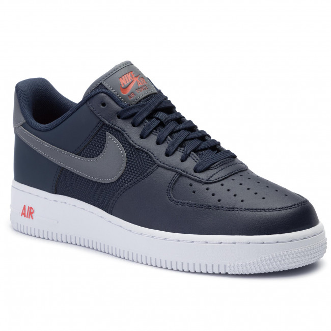 Scarpe NIKE Air Force 1 '07 Lv8 BV1278 400 Obsidancool