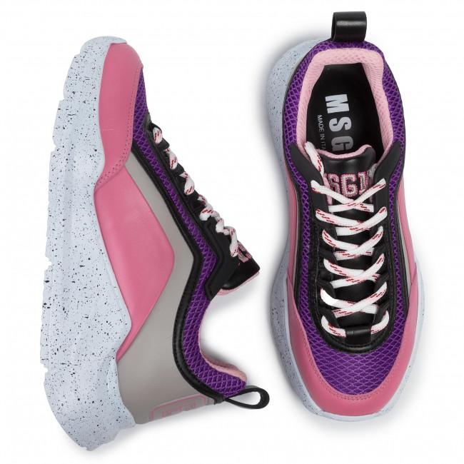 Sneakers Msgm - Scarpa Donna 2742mds211 727 74 Multicolore Scarpe Basse tlfTd