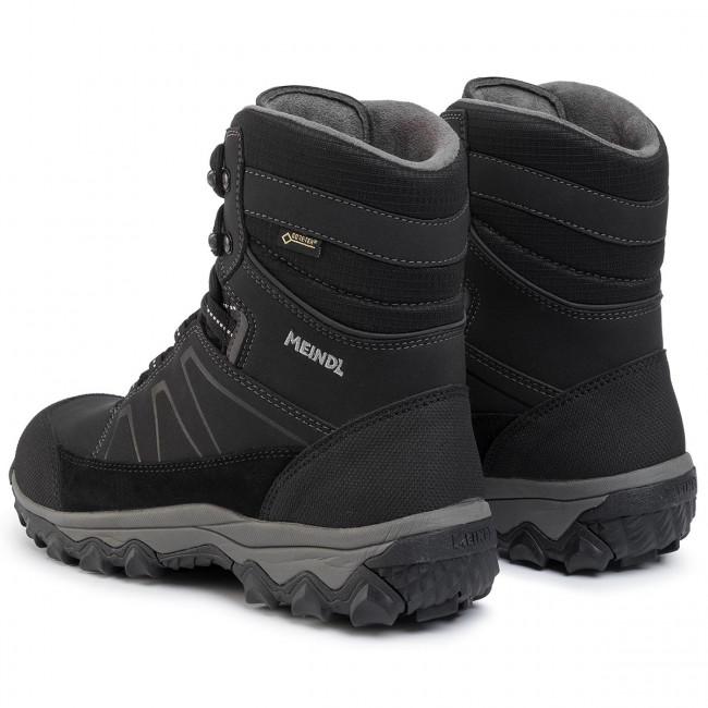 Scarpe da trekking MEINDL - Sella Gtx GORE-TEX 7679 Schwarz 01 - Scarpe da trekking e scarponcini - Stivali e altri - Uomo