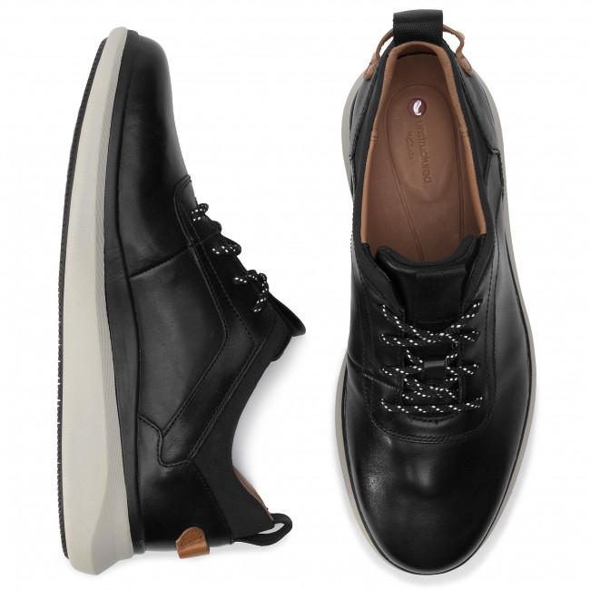 261401637 Leather Scarpe Sneakers Uomo Vibe Basse Globe Clarks Un Black yv8PwmnN0O