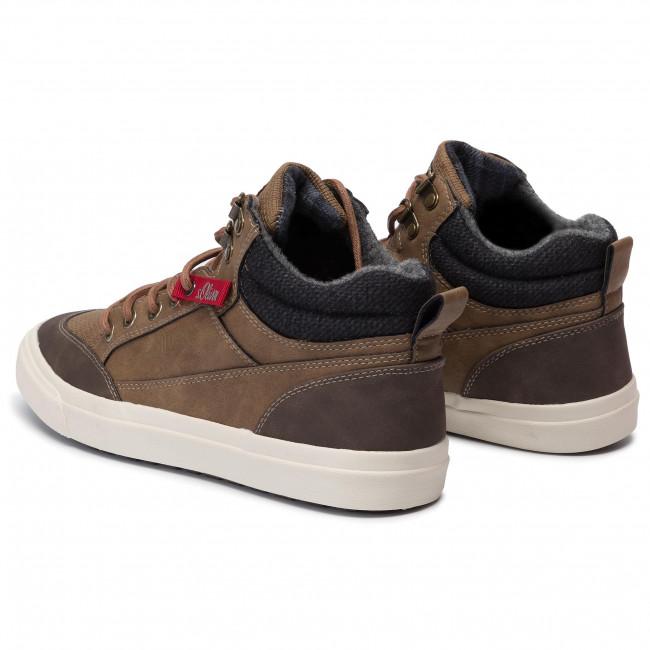 300 Uomo S Sneakers 5 23 Basse 15224 Brown oliver Scarpe VpGqUSzM