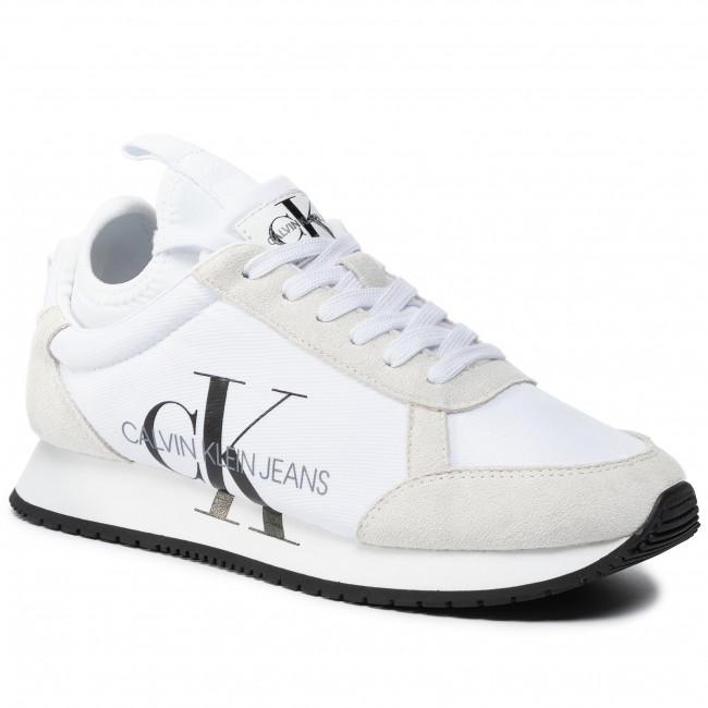 Sneakers CALVIN KLEIN JEANS Josslyn B4R0825 White