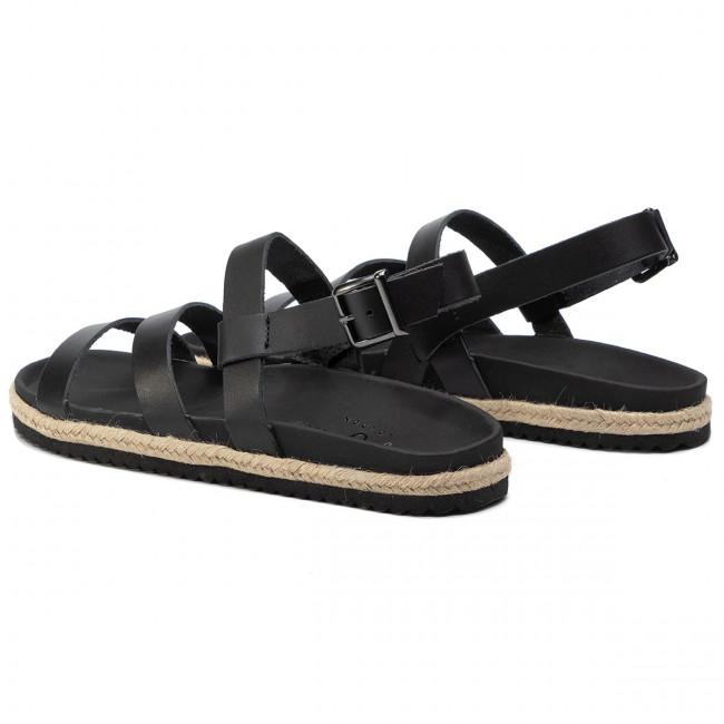 E Jute Sandal Jeans Pepe Uomo Espadrillas Pms90059 999 Sandali Black Ciabatte Boi uT35lFcJK1