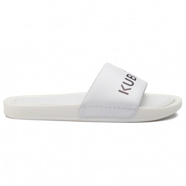 Ciabatte KUBOTA - Premium KKPC02 Classic White - Ciabatte da giorno - Ciabatte - Ciabatte e sandali - Donna