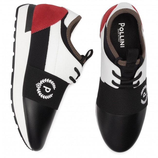 Neo Donna ne bi ro Basse Sa15083g08ty100a Pollini Sneakers ner Scarpe eEdBxQrCoW