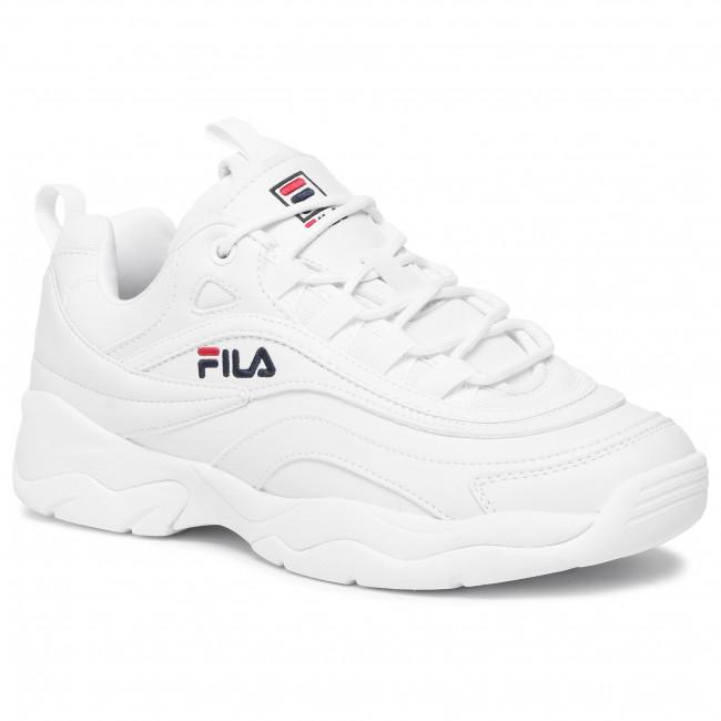 Sneakers FILA Ray Low 1010561.1FG White