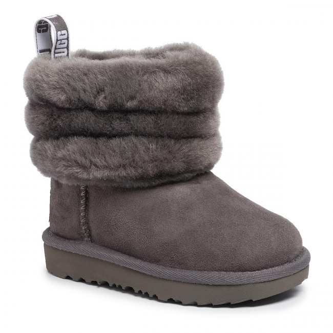Scarpe UGG - T Fluff Mini Quilted 1103612T Chrc
