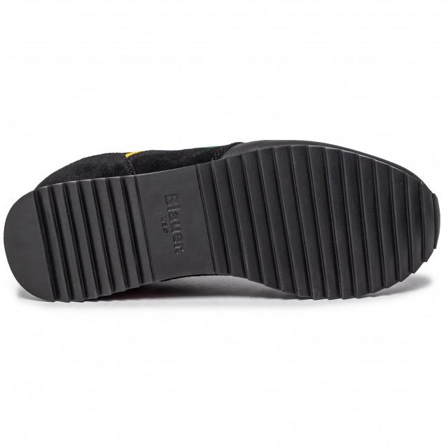 mel Sneakers 9fmemphis06 Scarpe Basse Fantasy Uomo Blauer nO80kwPX