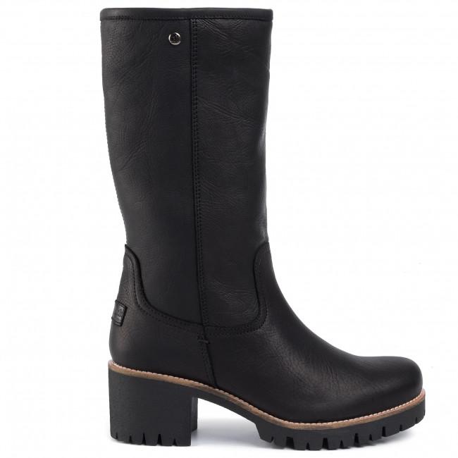 nuovo arrivo grandi affari sulla moda 100% autenticato Stivali PANAMA JACK - B17 Nappa Negro/Black