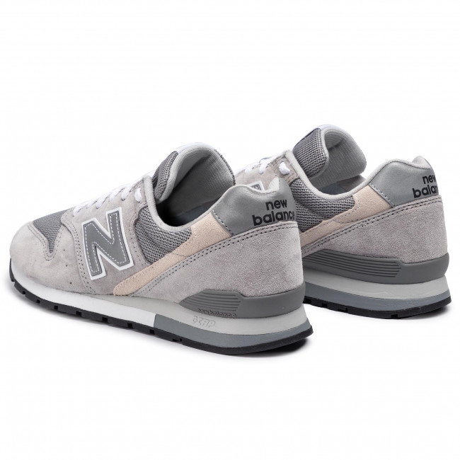 Balance Scarpe Sneakers New Grigio Basse Uomo Cm996bg XuwOZTPki
