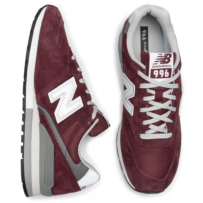 Uomo Bordeaux Basse New Sneakers Balance Cm996bj Scarpe XkOPZiu